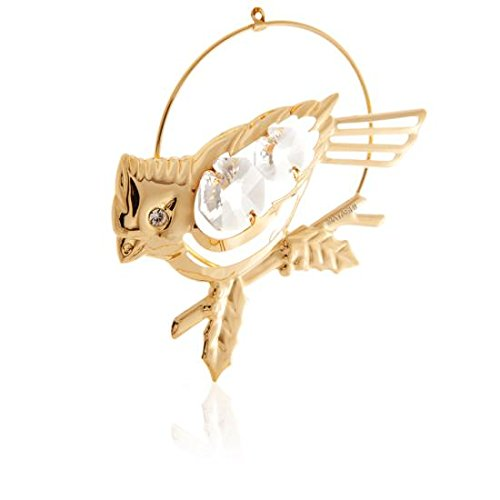 ornement-cardinal-24ct-plaque-or-fabrique-avec-des-cristaux-matashi