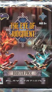The Eye of Judgment Playstation 3 3 3 Biolith Rebellion Set 1 Booster Pack [Toy] | La Mode De  11c19e