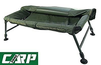 Carp Zone Framed Carp Cradle Medium Including Carrybag, Carp Fishing from Carp-Zone