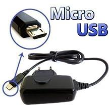 PCMOVILES -- Compatible Micro Usb Cargador de bateria de casa Para LG optimus L3-2 e430