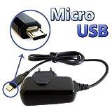 PCMOVILES -- Compatible Micro Usb Cargador de bateria Para Samsung Galaxy Core Prime G360