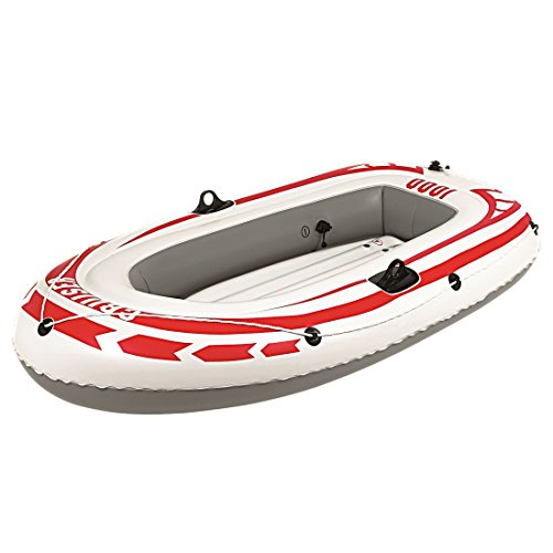 Jilong Cruiser 1000 - inflatable rowing boat, with 120kg load capacity, inflatable boat dimensions 185x98x28 cm Test