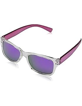 Dice Gafas de sol infantiles morado Shiny Crystal Purple Talla:talla única