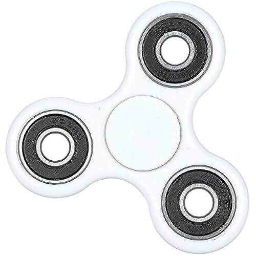fidget spinner el nuevo juguete de moda Spinner juguete EDC ADHD Focus Ultra resistente Alta Velocidad Si3N4híbrido de cerámica rodamientos 1–3Min Gira non-3d impreso