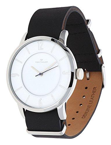 Tom Tailor Herren Armbanduhr schwarz 5416902