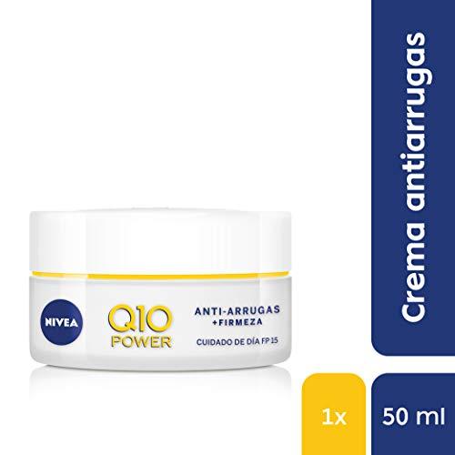 NIVEA Q10 Power Antiarrugas Cuidado de Día FP15