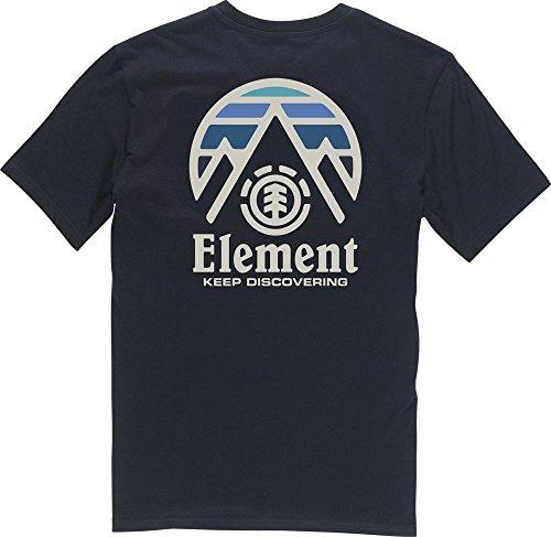 Element Tri Tip T-Shirt Black