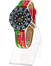 Technoline WT 921 - Reloj infantil de pulsera, diseño de Cars, Disney