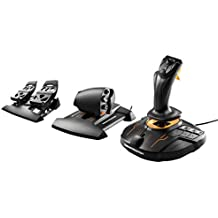 Thrustmaster T.16000M FCS Flight Pack | Flight Game Controller | Joystick | PC