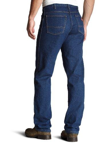 Dickies - 9393 Regular Fit Jean Rinsed Indigo Blue