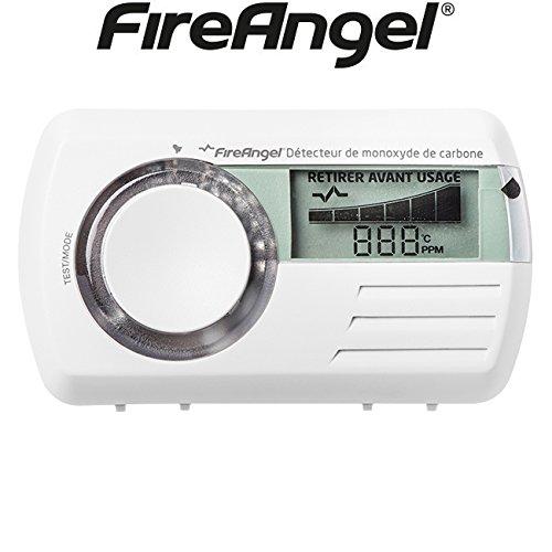 FireAngel Rauchmelder-Kohlenmonoxidmelder (CO) Memory