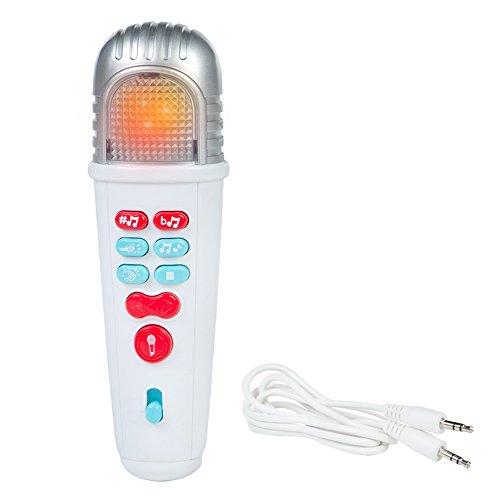 Winfun - Micrófono con luz & sonidos (ColorBaby 44539)