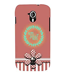 Fiobs Designer Back Case Cover for Micromax Canvas HD A116 :: Micromax A116 Canvas HD (Flowers Theme Floral Love Lovely Gift)