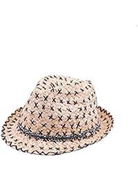 Cappellino da Sole Estivo da Donna con Visiera Protettiva Antipioggia e  Protezione Solare 6dfbf49bed37