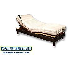 Amazonfr Lit Electrique Relaxation