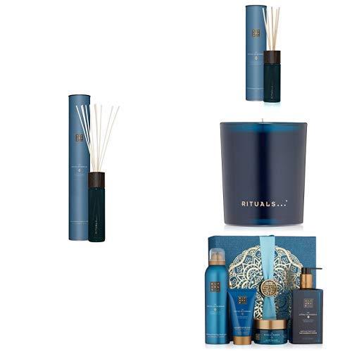 RITUALS The Ritual of Hammam Fragrance Sticks + The Ritual of Hammam Mini Fragrance Sticks + The Ritual of Hammam Scented Candle + The Ritual of Hammam - Purifying Ritual 2018 -