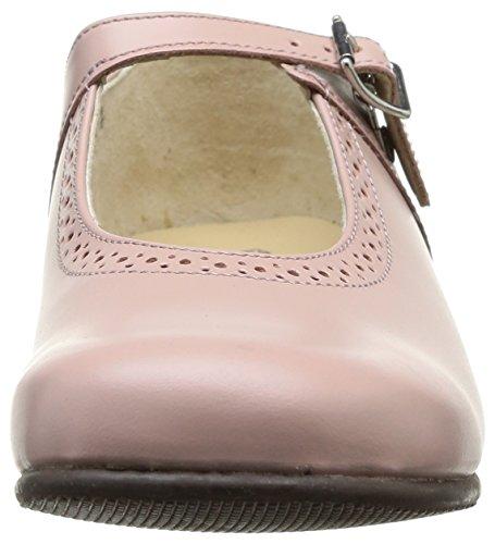 Start Rite Clare, Mädchen Ballerinas Rosa - Rose (Pink Leather)