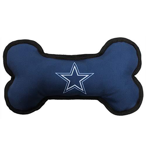 Best Dog Toys NFL Pet Spielzeug für Hunde und Katzen. Größte Auswahl an Sport-Spielzeug. NFL Hundespielzeug, Fußballspielzeug, 300 verschiedene Designs erhältlich, NFL Knochenspielzeug, Dallas Cowboys -