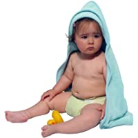 Close Parent - Toalla con capucha reversible de bambú y microfibra