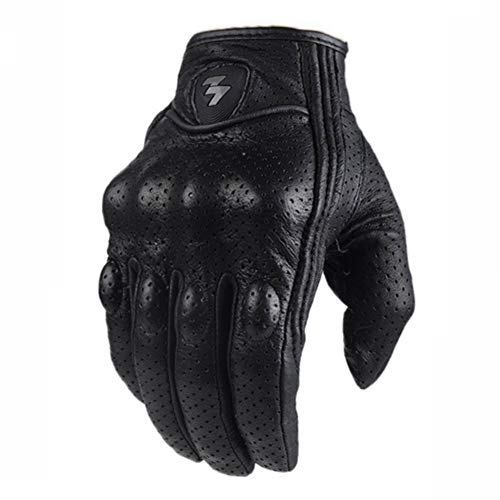 Guanti da moto Hard Knuckle Touch Screen Guanti da moto Motocross Mittens Estate traspirante per uomo