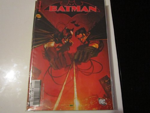 BATMAN 20 l'experience PANINI COMICS (jan 2007)