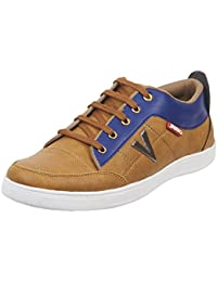 Men's Faux Outdoor Casual Sneakers Leather Casuals Canvas Shoes, Corporate Casuals, Casuals, Outdoors, Party Wear...