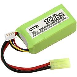 Batterie pour Parrot AR.Drone Li-Po 1000mAh