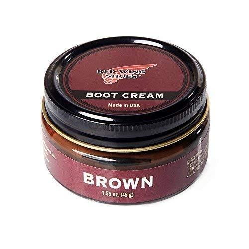 Forme de chaussure Rouge/marron/crème