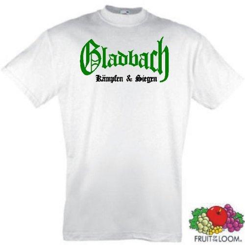 world-of-maglietta-t-shirt-da-uomo-glad-bach-battaglie-e-vittorie