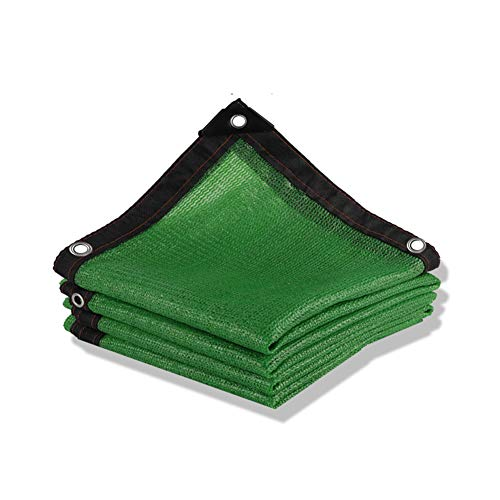 ption Thickening, UV Protection, Outdoor Insulation Net, Heat Insulation Net, Shading Net, Dust Cover Net,Green ()