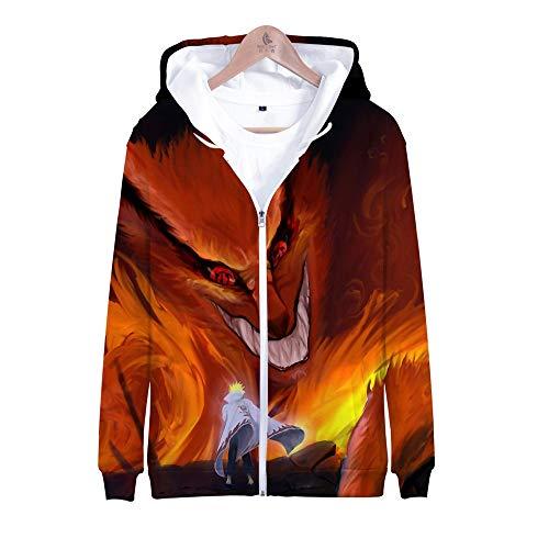 low priced 75e98 28962 Cárdigans Animación 3D General para Hombres Y Mujeres, Ninja Zipper  Cardigan Fashion Trend, Ocio