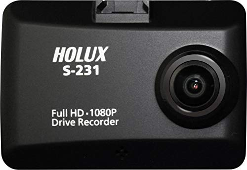 Holux Super Night Vision Full HD Dashcam