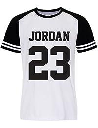 Pallas Camiseta de deporte unisex, diseño del jugador de baloncesto Jordan