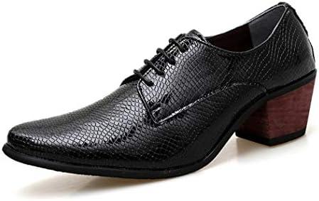 Xxoscarpe Scarpe da Uomo con Punta in in in Pelle Scarpe Eleganti da Uomo Scarpe da Stilista da Uomo Scarpe da Uomo con Tendenza (Coloreee   Nero, Dimensione   39) B07HW2KTCL Parent | Conosciuto per la sua bellissima qualità  | On Line  | unico  | Prese tede 302238