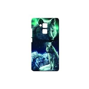 G-STAR Designer Printed Back case cover for Huawei Honor 5C - G1541