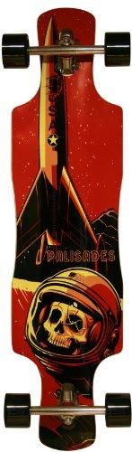 Palisades Marooned auf Mars komplett Paket Longboard, farblos