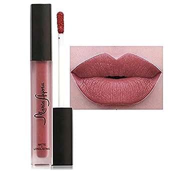 Schlussverkauf Verkauf 2018 Neue Matte Lip Stick Make-up Produkte Dauerhafte Lange Frauen Kosmetik Wasserdichte Damen Feuchtigkeitscreme Schönheitsprodukte
