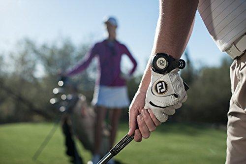 Garmin Approach S2 GPS Golf Watch Distance Rangefinder Shot Counter Digital Scorecard – Black / Red (Certified Refurbished)