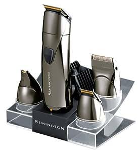 Remington - PG400 - Tondeuse Multifonction - Sect / Rech - Nanosilver / Titanium