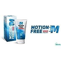Motion Free mantiene las articulaciones flexibles, el bálsamo de calentamiento, los músculos con exceso de trabajo
