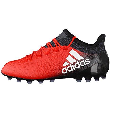 adidas X 16.1 Ag, Chaussures de Football Homme white