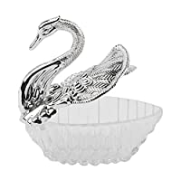 Alinory Candy Boxes,10PCS Swan-shape Candy Boxes Wedding Favor Party Plastic Candy Gift Box