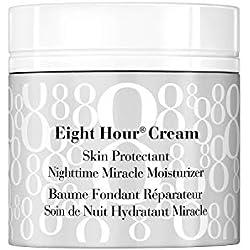 ELIZABETH ARDEN Eight Hour® Cream Baume Fondant Réparateur Soin de Nuit Hydratant Miracle 50 ml