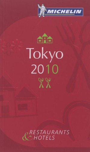 Tokyo 2010 Annual Guide (Michelin Guide)