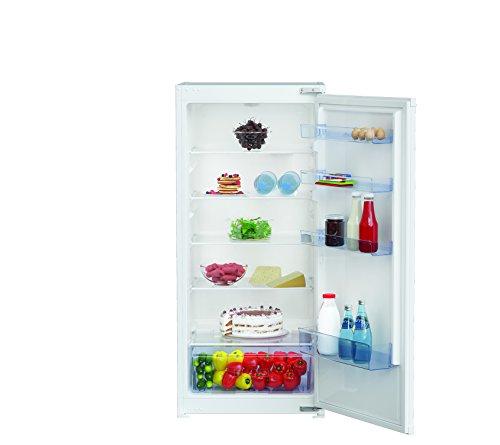 Beko BLSA210M3S Kühlschrank (Einbau) / A++ / 121.5 cm / 119 kWh/Jahr / 183 L Kühlteil / 15 L Gefrierteil/Antibakterielle Türdichtungen/Min-Frost