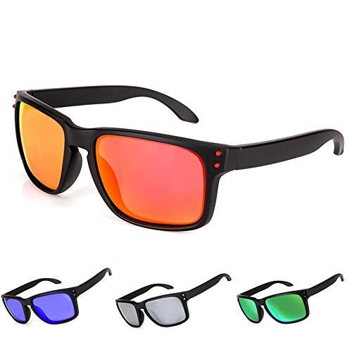 HYDYH SonnenbrillenSonnenbrille Polarisierte LinseMänner Frauen SportSonnenbrilleTrend Brillen Male Driving Eyewear, Holbrook 5a