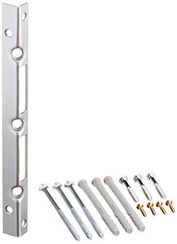 ABUS Tür-Sicherheitsschließblech SSB400 Silver TÜV-geprüft 05538