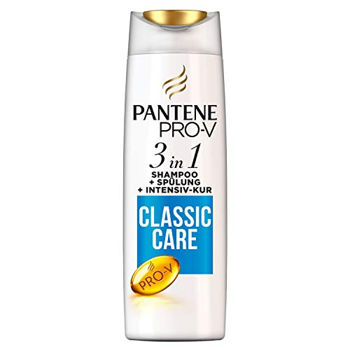 Pantene Pro-V Classic Care 3in1 Shampoo, für Normales Haar, 250ml