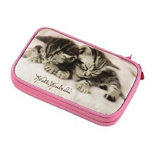 indeca 183041 Keith Kimberlin CAT Bag DS/DSI/DSI XL Spielekonsole, Aufbewahrung