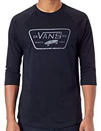 d46d7f7b Amazon.co.uk: Vans - Long Sleeve Tops / Tops, T-Shirts & Shirts ...